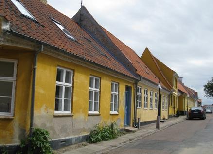 Gamle huse, Kalundborg