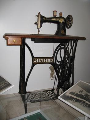 Gammel symaskine