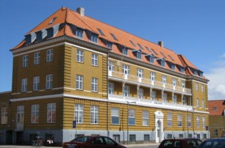 Hotel ved havnen