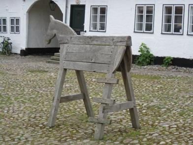 Træhest, Kalundborg Museum
