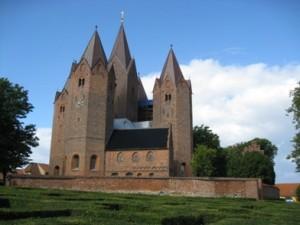 Vor Frue Kirke i Kalundborg